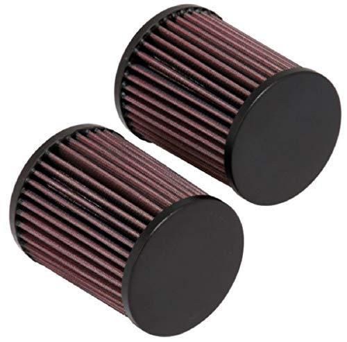 K&N Engine Air Filter: High Performance, Premium, Powersport Air Filter: 2004-2007 HONDA (CBR1000RR) HA-1004