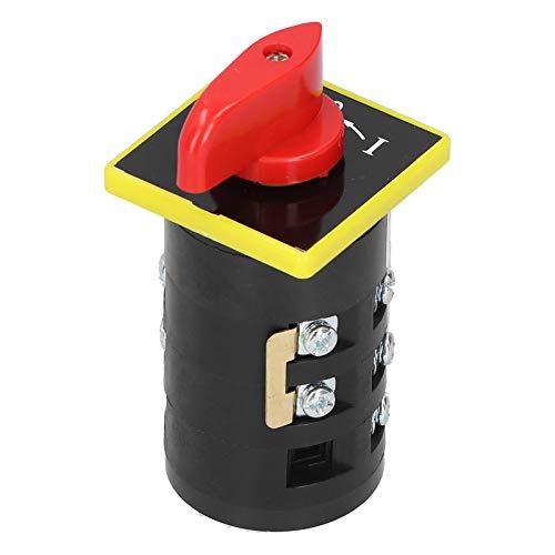Piezas de cobre gruesas universales del interruptor de cambio de la leva del tamaño pequeño para el control del motor para el control maestro