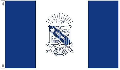 Phi Beta Sigma Very popular! Official Flag We OFFer at cheap prices 5' X 3'