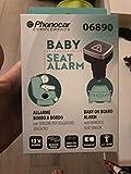 Allarme Bimbo a Bordo Con Sensore per Seggiolino Senza Fili