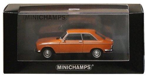 Minichamps - 400112721 - Véhicule Miniature - Modèle À L'échelle - Peugeot 304 Coupe - 1972 - Echelle 1/43
