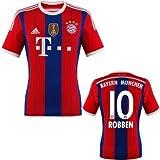 FC Bayern Robben Trikot Home 2015 WC, XL