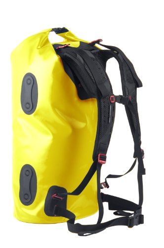 Sea to Summit Hydraulic Dry Pack with Harness 35l Sporting Goods, Yellow, 35 l