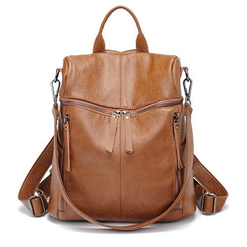 NIYUTA Damen Rucksackhandtaschen modische reise freizeit schulrucksack