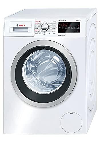 Bosch 8 kg/5 kg Inverter Washer Dryer (WVG30460IN, White, Inbuilt Heater)