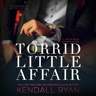 Torrid Little Affair audiobook cover art