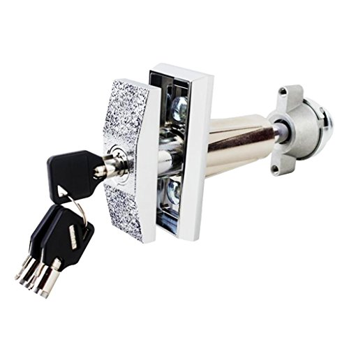 MagiDeal Cerradura Universal para Máquina Expendedora de Aperitivos/Refrescos con Llave