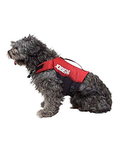 Jobe Pet Hunde Schwimmweste, Rot, S