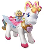 VTech-80-177422 Licorne Interactive de la Collection Tut Amis (3480-177422), Couleur/modèle Assorti