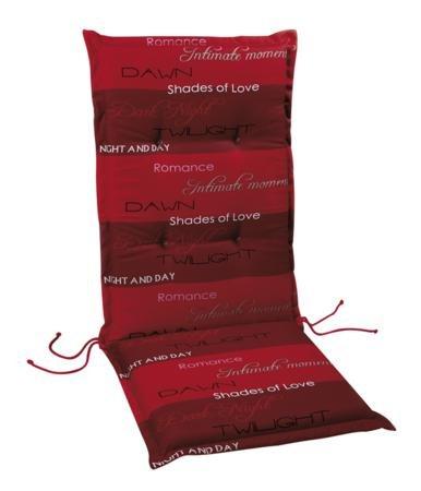 BEST 04141236 Coussin pour Chaise à Dossier Haut STS 48 x 48 x 7 cm, d.1236
