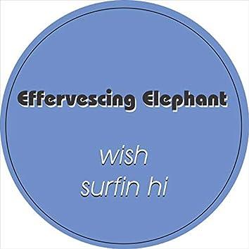 Wish / Surfin Hi