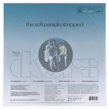 The Soft Parade Stripped (Rsd 2020) [VINYL]