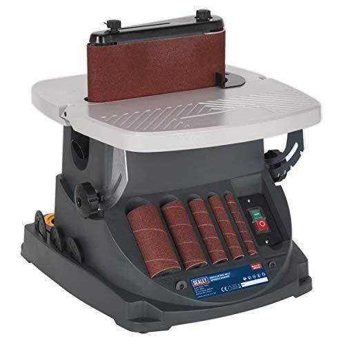 Sealey SM1300 oszillierenden G ürtel- / Spindelschleifers 230v