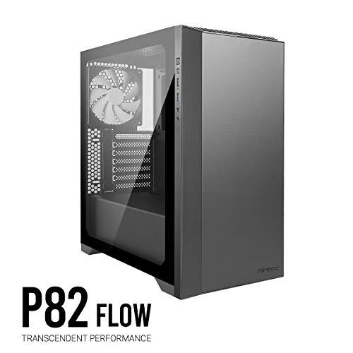 Antec Performance Series P82 Flow ATX - Caja de Torre Media, Color Blanco