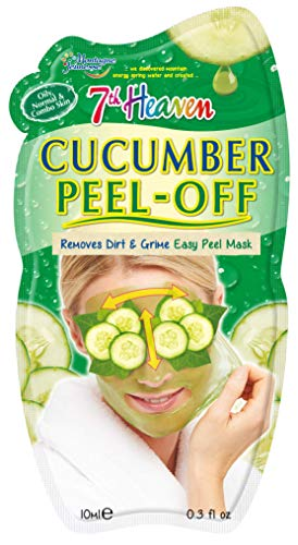 Montagne 7Th Heaven Gezichtsmasker Cucumber Peel-Off, 10 ml