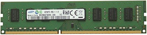 Samsung original Ram memory upgrade 4GB (4GB x 1), DDR3 PC3 12800-1600MHz, 240 PIN DIMM for desktop PC's