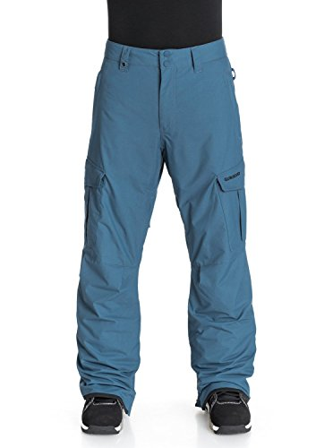 Quiksilver Herren Snowboard Hose Mission Insulated Pants