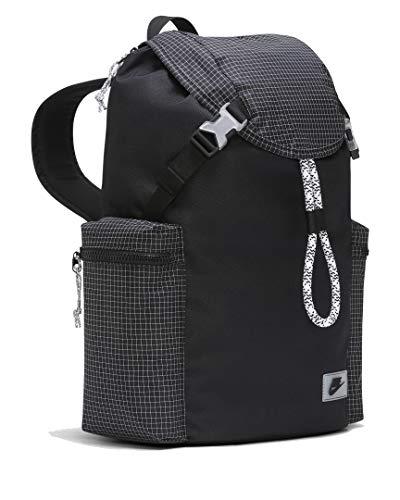 Nike Heritage Backpack Rucksack (one size, black)