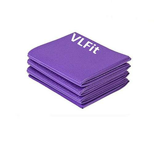 VLFit Esterilla Yoga Antideslizante Colchoneta