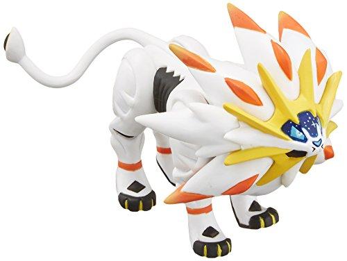 Takaratomy Pokemon Sun & Moon EHP01 Solgaleo Actionfigur, 6,3 cm