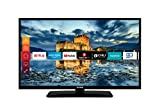 Telefunken D39H500X1CW 39 Zoll Fernseher (HD ready, HDR10, Smart TV, Bluetooth, Alexa / Google Assistant, Triple-Tuner)