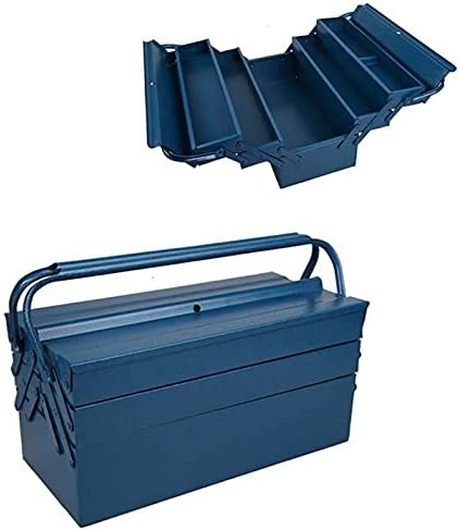 LS Mail order cheap Double Handle Open Three-Layer Mesa Mall Hard Household Tool Box