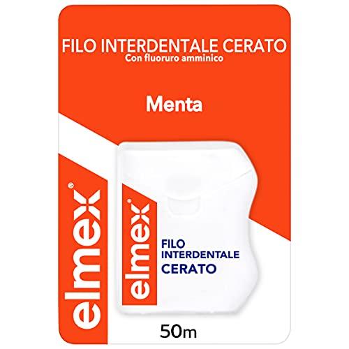 Elmex Filo Interdentale Cerato con Floruro...