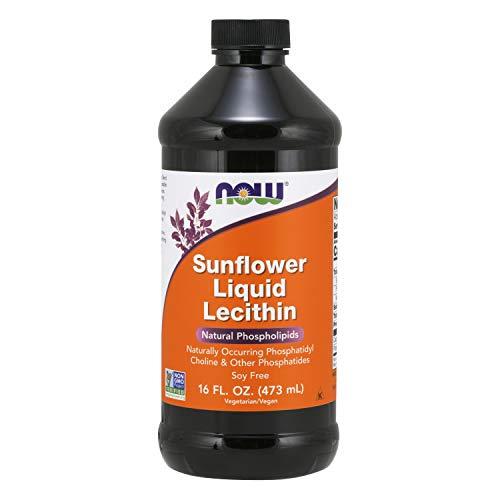 NOW Foods Sonnenblumen-Lecithin, Flüssigkeit - 473ml