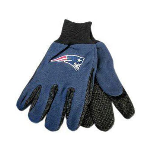 Amazon.com  New England Patriots Non Slip Utility Work Gloves  Sports    Outdoors 64ffcb6db