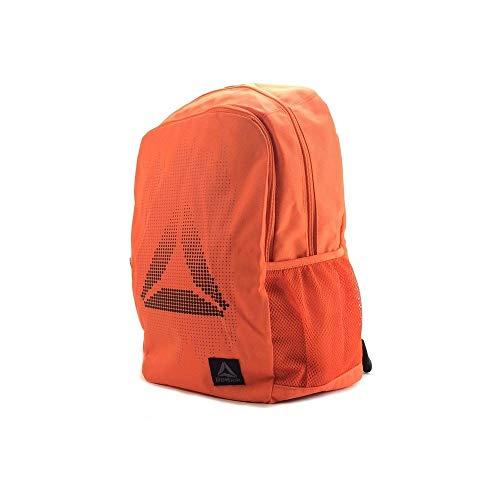 Reebok Kids Foundation Backpack, Mochila Unisex Adulto, Naranja (Brglav) 24x36x45 cm (W x H x L)
