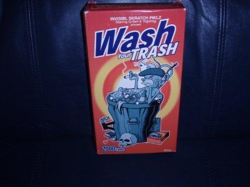 Wash Your Trash (VHS)