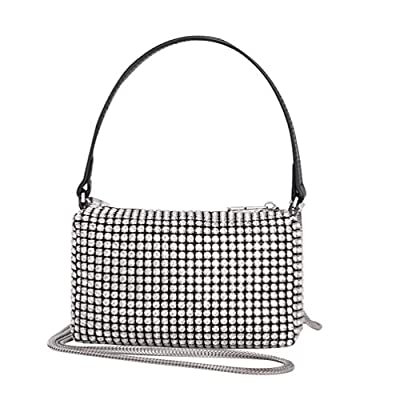 Amazon - Save 50%: Montana West Crystal Rhinestone Crossbody Bags for Women Bling Purse M…