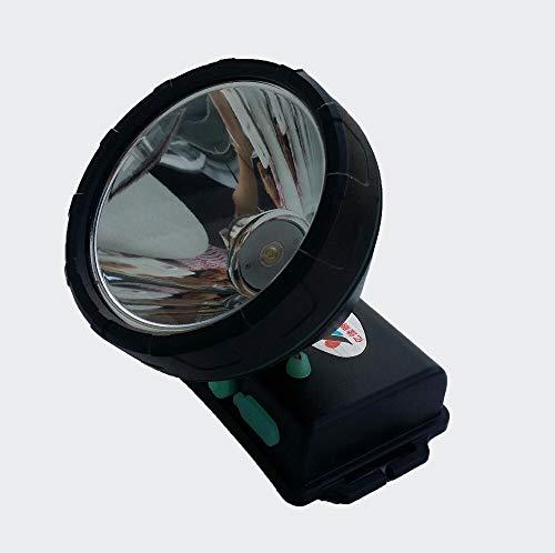Luz de cabeza de 30 piezas/sin color negro, LED, para camping, carbón, para la minería