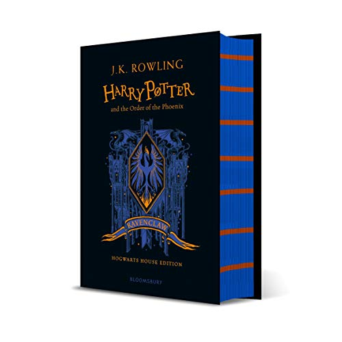 Harry Potter And The Order Of The Phoenix (House Edition Ravenclaw)