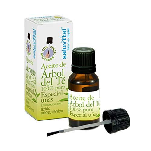 Aceite de Árbol de Té puro 100% especial uñas - 10ml