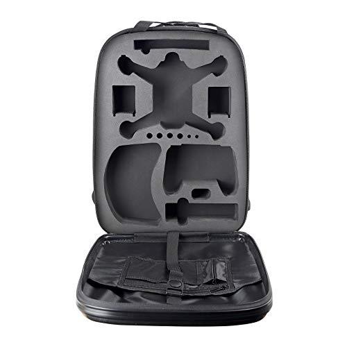 DJFEI Hardshell Koffer für DJI FPV Combo Drone und Zubehör, wasserdicht Tragetasche Zubehör kompatibel mit DJI FPV Combo Drone und Goggles/Fernbedienung/Akku (B)