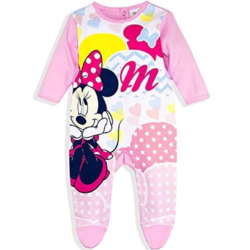 Gigoteuse - Pyjama Bébé minnie - Rose - 18mois