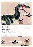 Dinornis: Der größte Vogel aller Zeiten (German Edition)