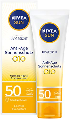NIVEA SUN fürs Gesicht Bild