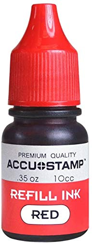 ACCUSTAMP2 Message Stamp with Micro ban Protection, MAILED, Pre-Ink, Red (035586) Photo #5