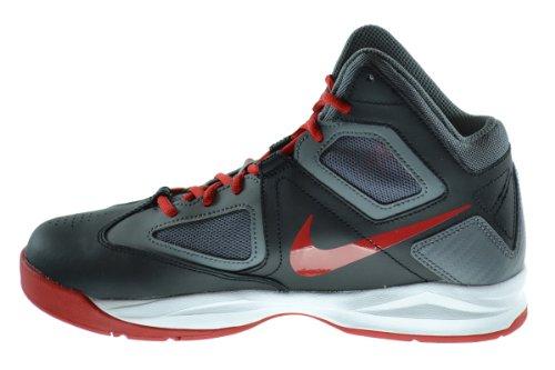 experiencia dividir gusano  NIKE Zoom Born Ready Men's Basketball Shoes Black/University Red-Cool Grey  610229-001- Buy Online in Congo at congo.desertcart.com. ProductId :  79112959.