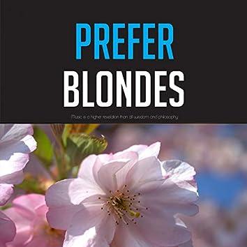 Prefer Blondes