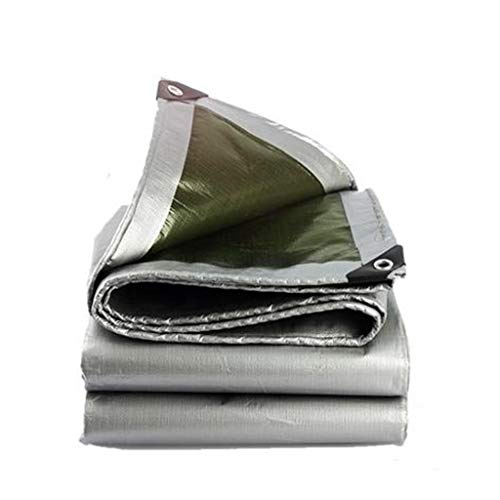 Bâches Camping Bâche Bâche Auvent Tapis de Protection Tente Empreinte Hamac Tapis De Sol Canopée Soleil Pluie Mouche Abri Ombre Couverture Tapis Imperméable Heavy Duty