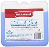 Rubbermaid Blue Ice Brand Weekender Pack 7' x 1.63' x 6.75 (4 Pack)