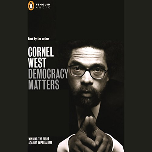 Democracy Matters audiobook cover art