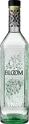 Bloom London Dry Gin 40% 70cl - Premium London Dry Gin