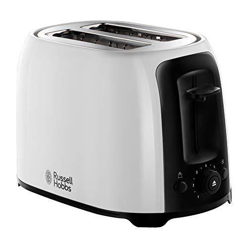 Russell Hobbs Toaster my Breakfast, 7 einstellbare Bräunungsstufe + Auftau- & Aufwärmfunktion, 850W, 25210-56