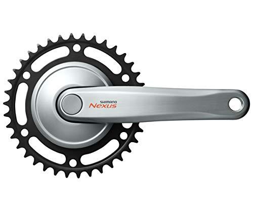 CYCLING_EQUIPMENT Biela Plata FC-C6000 38D 170mm, Adultos Unisex, Negro (Negro), Talla Única