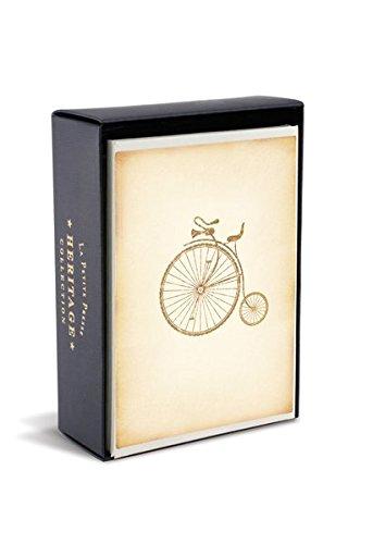 Boxed Notes: Bicycle Heritage – Gruß- und Geschenkkartenbox mit Kuverts: Fahrrad: 10 Gruß- und Geschenkkarten mit passenden Umschlägen