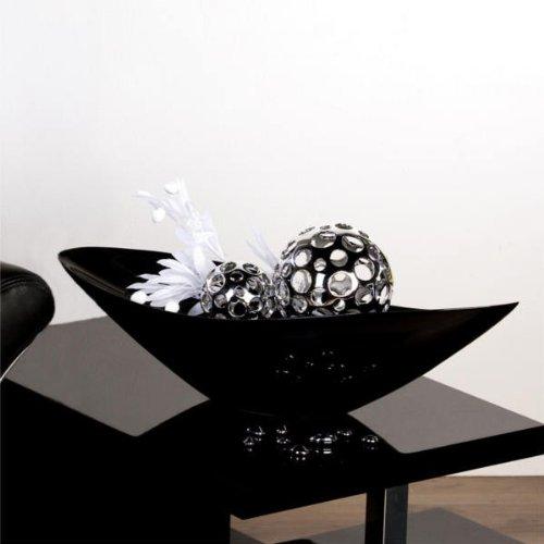 "Ravier ""Guscio"" – noir"